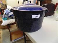 Graniteware Canning Pot w/Rack