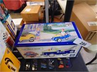 NAPA Tow Truck Pedal Car Bank