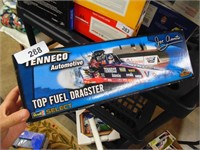 Revell Top Fuel Dragster Tenneco Automotive