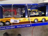 NAPA Nylint Sound Machine Race Day Semi