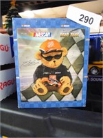 Home Depot Tony Stewart NASCAR Bear Bank