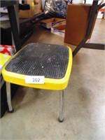 Costco Yellow Step Stool