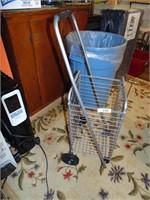 Folding Grocery Cart
