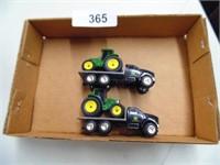 ERTL John Deere Trucks & John Deere Tractors