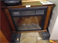 Thermal Wave Electric Fireplace - Heat Works