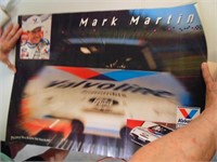 Mark Martin Valvoline + 10th Anniv Tide NASCAR