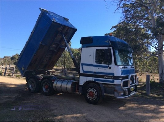 1998 Mercedes Benz other - Trucks for Sale