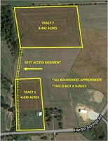 Grayson County Online Land Auction