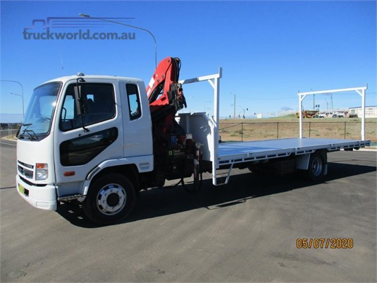2010 Mitsubishi Fuso FIGHTER 1424 - Trucks for Sale
