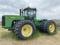 Kent Lybeck Estate Farm & Ranch Auction