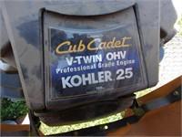 Cub Cadet 1050 Zero turn riding mower 2011