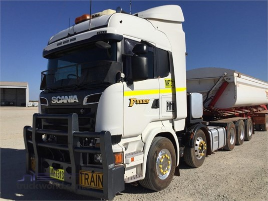 2014 Scania R730 - Trucks for Sale