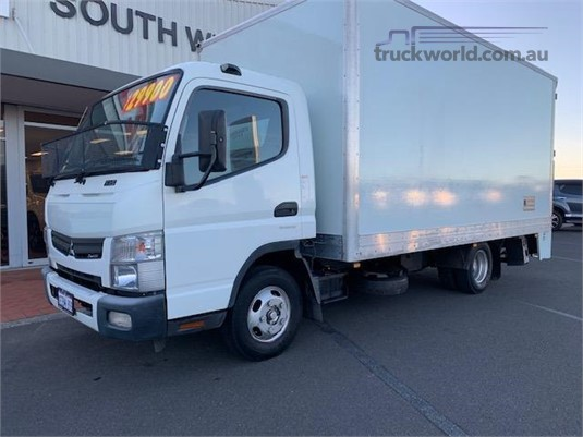 2012 Fuso Canter 515 AMT - Trucks for Sale