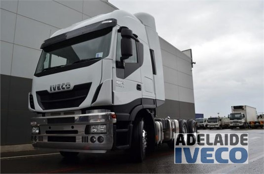 Iveco Stralis ASL560 Adelaide Iveco - Trucks for Sale