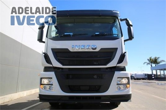 2019 Iveco Stralis AD450 Adelaide Iveco - Trucks for Sale