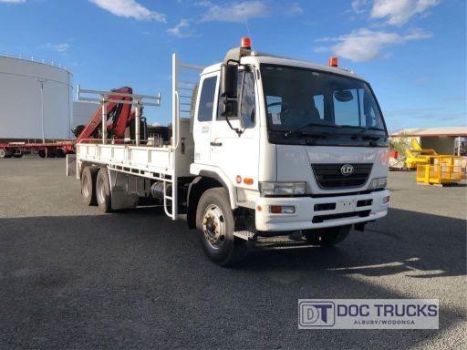 2010 UD Pk37 DOC Trucks  - Trucks for Sale