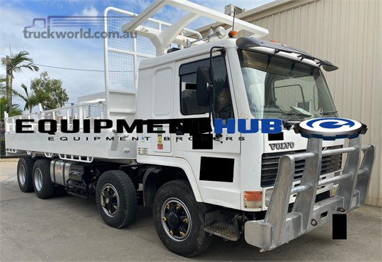 1991 Volvo FL10 - Wrecking for Sale