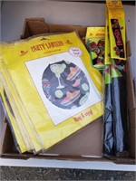 Fiesta Party Supplies Lot *new*