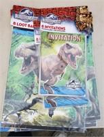 Jurassic World Party Supplies *new*