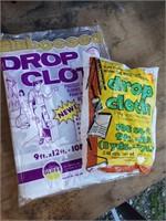 2 Drop Cloths