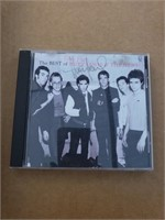 Signed Huey Lewis and the News CD