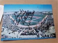 Signed Vintage Postcards