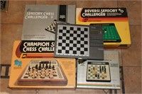 Lot of Electronic Chess Games