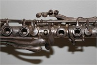 Antique Collegiate Clarinet Made By Holton