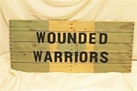 ONLINE WOUNDED WARRIORS FUNDRAISER AUCTION 29 JULY 20