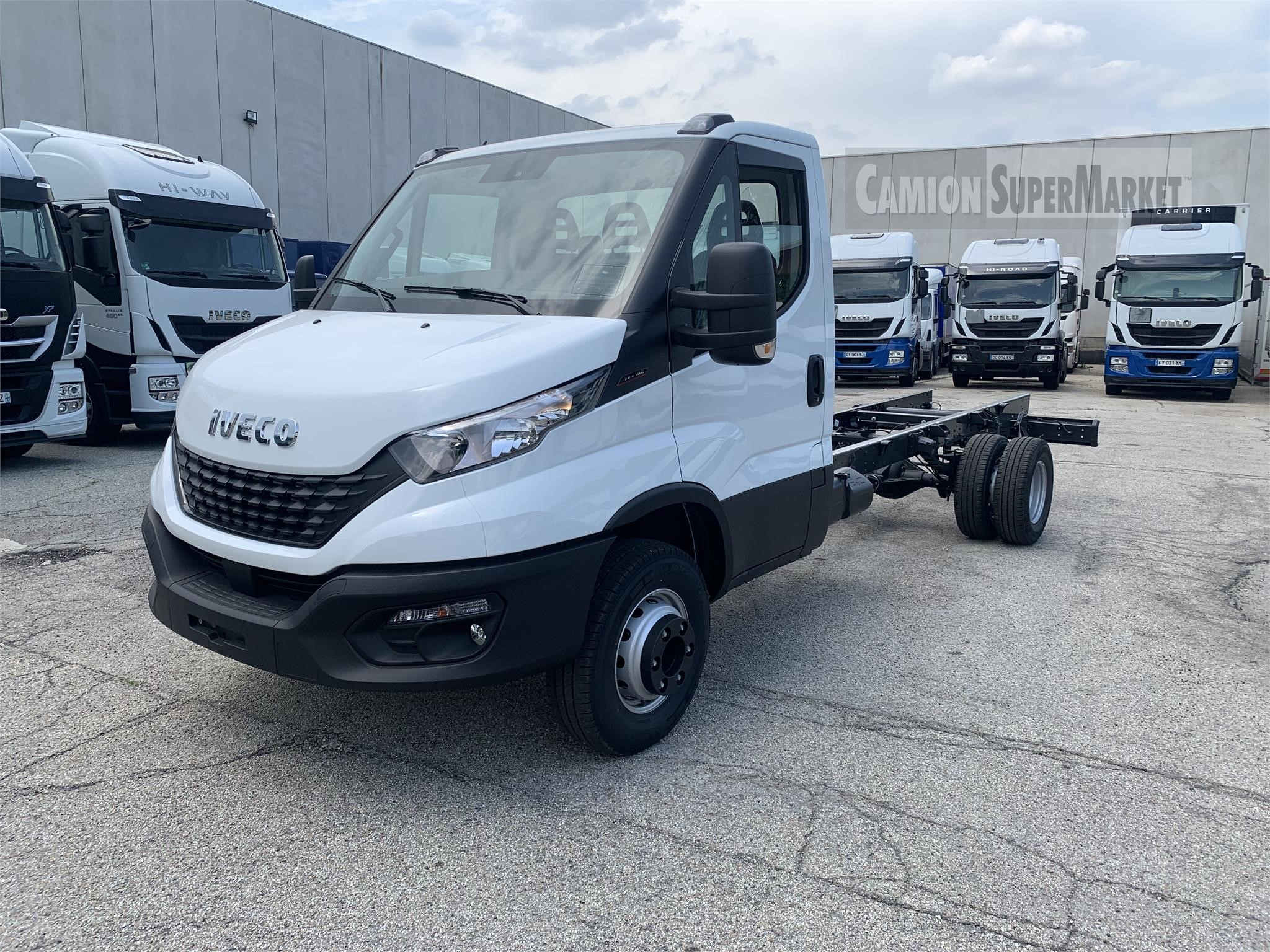 Iveco DAILY 72-180