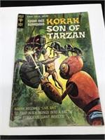 KORAK SON OF TARZAN #21 EDGAR RICE GOLD KEY