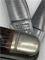 Schrade Walton Knife