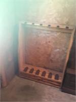 gun case 34x43, holds 6 guns