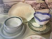asst plates