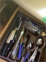 asst silverware
