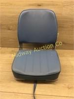 BLUE FOLD DOWN BOAT SEAT