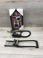 GRADUATION DAY PHOTO FRAME/ CAN CRUSHER AND CLAMP