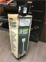 FLOTEE COLUMN SUMP PUMP