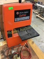 BLACK AND DECKER DRILL POWER BAND SAW