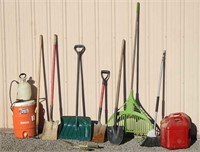 Lawn Care & Landscaping Business Liquidation