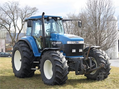 New Holland 8770 For Sale 12 Listings Tractorhouse Com Page 1 Of 1