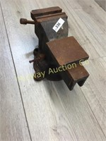 GREAT NECK BENCH VISE