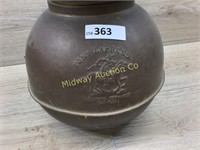 PONY EXPRESS CHEWING TOBACCO SPITTOON