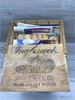 NAPA VALLEY WINE BOX