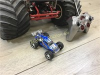 CHEVY MONSTER REMOTE CONTROL TRUCK
