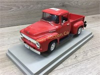 RED DIE CAST F100 FORD TRUCK