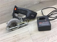 CORDLESS SKILL SAW WITH CHARGER