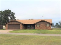 Country home for sale, Butler, OK, Custer County