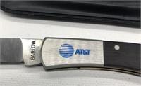 """Barlow AT&T Lock Knife 6"""""""