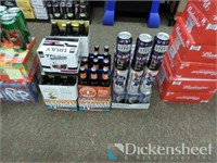 PART ONE-Large Quantity of Beer, Wine & Other Liquor